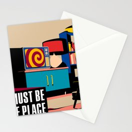 Talking Heads - This Must Be The Place Stationery Cards