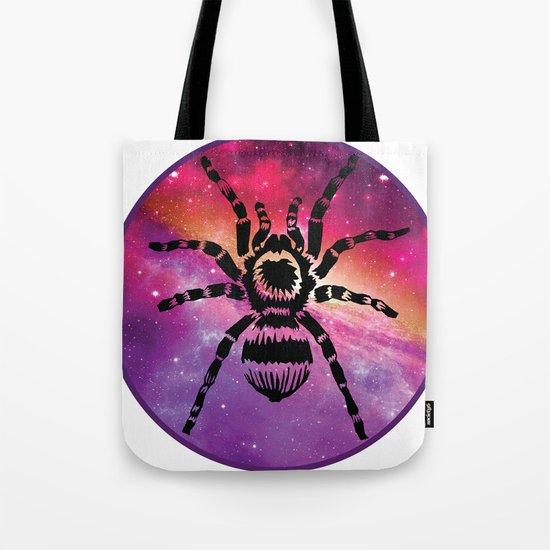 Tarantula Universe Tote Bag