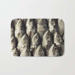 Fresh Fish Bath Mat