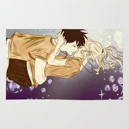 the best underwater kiss Rug
