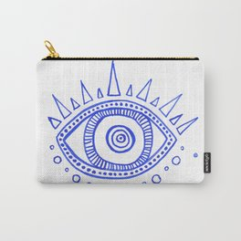 Evil Eye III Carry-All Pouch