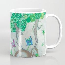Tree Surrealism Coffee Mug