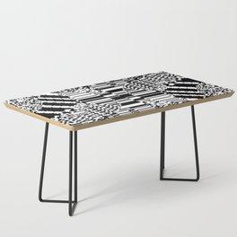 noisy pattern 10 Coffee Table