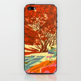 A bird never seen before - Fortuna series iPhone Skin