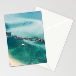 TANGALOOMA WRECKS Stationery Cards