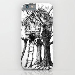 Autumn and cocoa iPhone Case