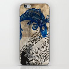 Join the Abyss  iPhone & iPod Skin