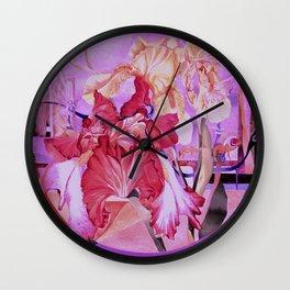 Presentiment of new Adventure. Wall Clock