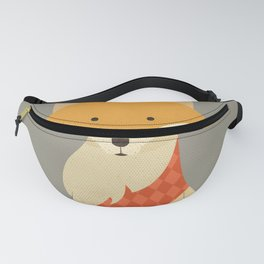 Hello Red Fox Fanny Pack