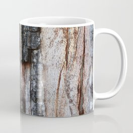 Tree Bark close up Coffee Mug