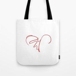 Sinta Baybayin Art Tote Bag
