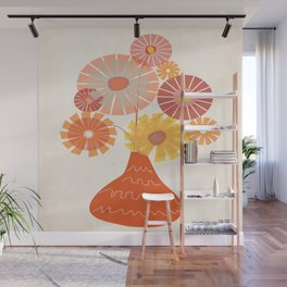 Passion Bunch Wall Mural