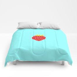 Strawberry No. 1 Comforters
