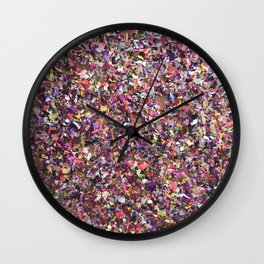 Sparkling Moments Wall Clock