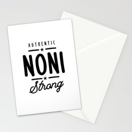Noni Strong - Mother Grandma Gift Stationery Cards