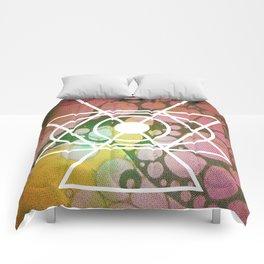 EYES THAT SEE Comforters