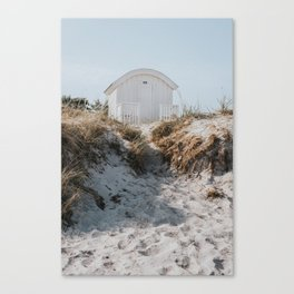 Salty Summer - Landscape and Nature Photography Canvas Print
