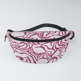 Cabbage Core Fanny Pack