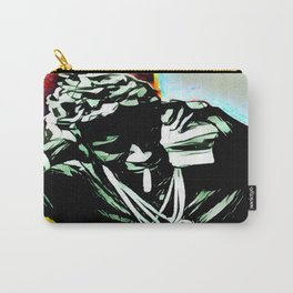 Abstract Gangster Calls Carry-All Pouch