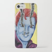 elvis iPhone & iPod Cases featuring Elvis by FAMOUS WHEN DEAD