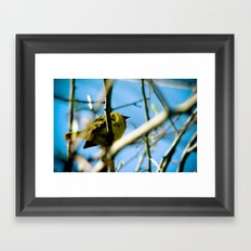 Entwine Framed Art Print