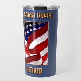 USCG ret. Travel Mug