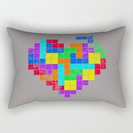 THE GAME OF LOVE Rectangular Pillow