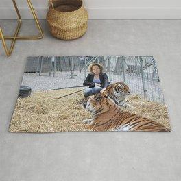 Tiger Macha Rug