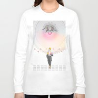 "architect Long Sleeve T-shirts featuring ""The Big Architect"" by Alessandro De Vita"