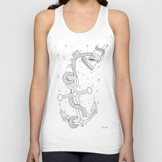 We are sinking Unisex Tank Top