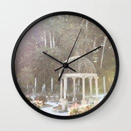 Florida Beauty Wall Clock