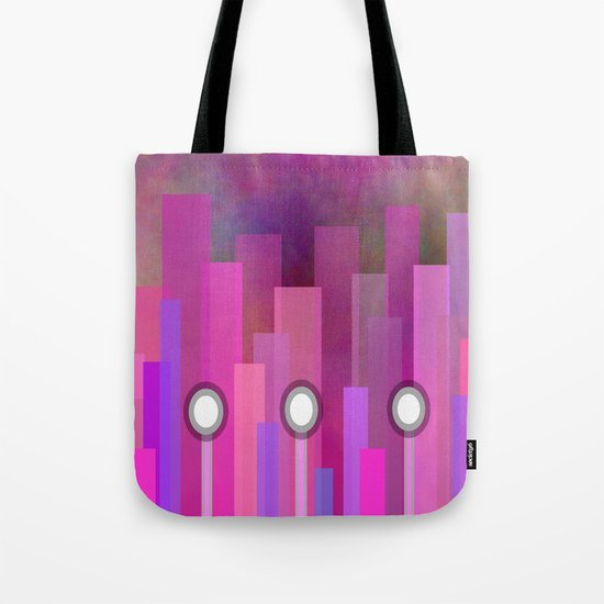 Urban Heights Tote Bag