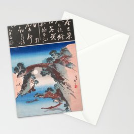 Saruhashi (Monkey Bridge) Stationery Cards