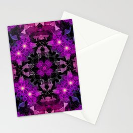 Luminescent Mindscapes Stationery Cards
