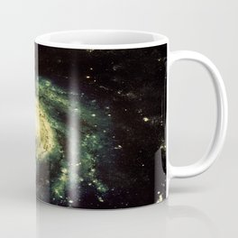 Spiral Galaxy : Messier 101 Coffee Mug