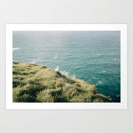 Irish Lands Art Print