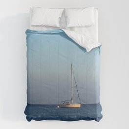 sailing in palamutbükü Comforters