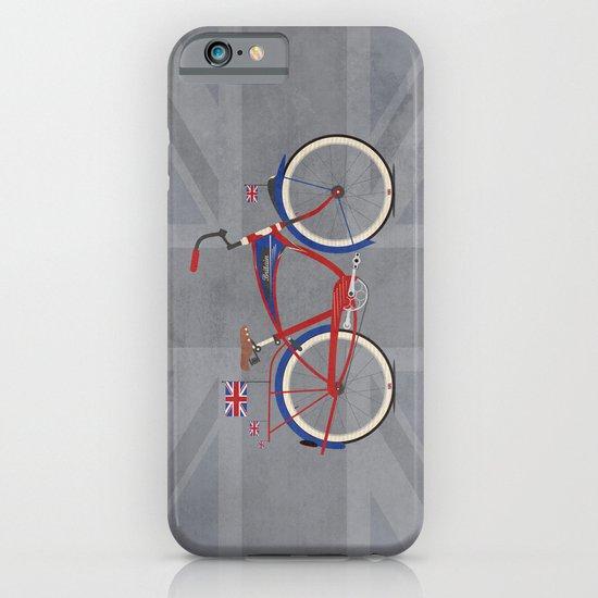British Bicycle iPhone & iPod Case