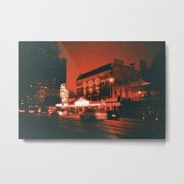 Paramount Theatre (Austin, Texas) Metal Print