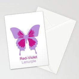 Ulysses Butterfly 13 Stationery Cards