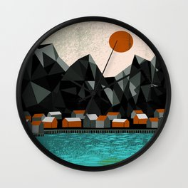 Peer Gynt - Grieg Wall Clock