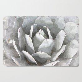 Succulent cactus watercolor Cutting Board