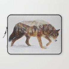 Arctic Wolf Laptop Sleeve