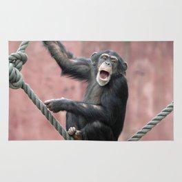 Chimpanzee_001_by_JAMFoto Rug