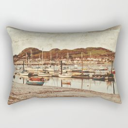 Tales from the Harbor Rectangular Pillow