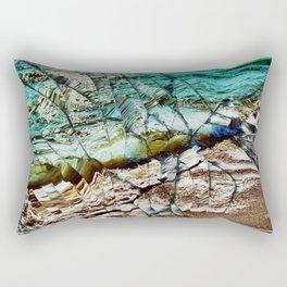 Waves To Break Rectangular Pillow