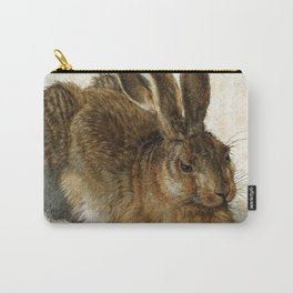 Albrecht Durer Hare Carry-All Pouch