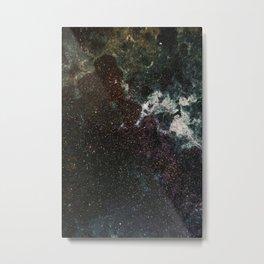 Seahorse Nebula Metal Print