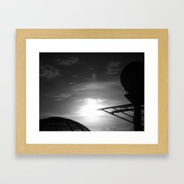 Worlds Away Framed Art Print