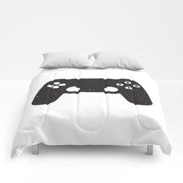 NOTHING #3 - QUIT? Y/N Comforters